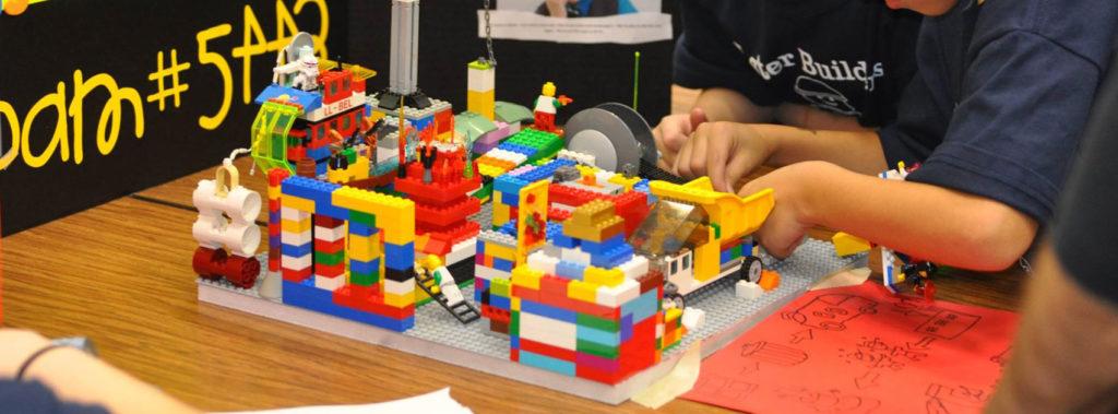 FIRST Lego League